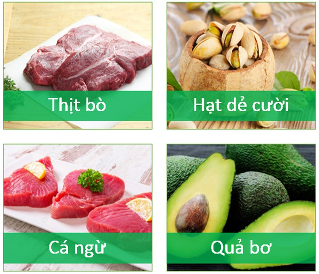 Đi tìm loại thực phẩm tốt nhất cho sức khỏe não bộ! - 4
