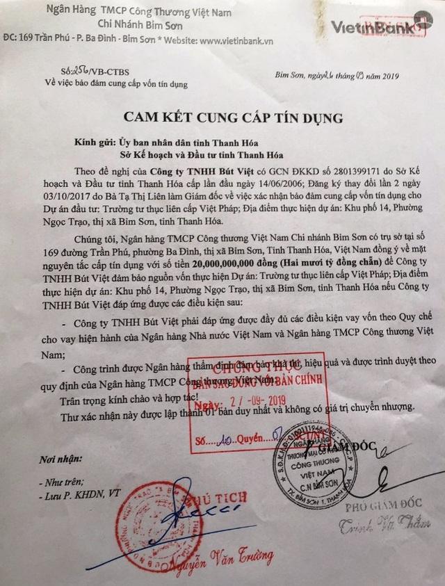 """Chuyện lạ tại Thanh Hoá: Chủ đầu tư khốn đốn vì quy hoạch đất bị """"đổ nhầm mầu mực"""" - 2"""