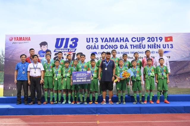 TP Cần Thơ: Chung kết Giải bóng đá thiếu niên U13 Yamaha Cup 2019 kịch tính và hấp dẫn - 4