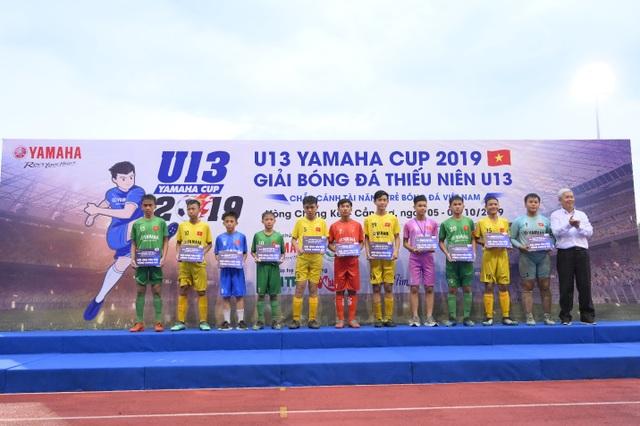 TP Cần Thơ: Chung kết Giải bóng đá thiếu niên U13 Yamaha Cup 2019 kịch tính và hấp dẫn - 5