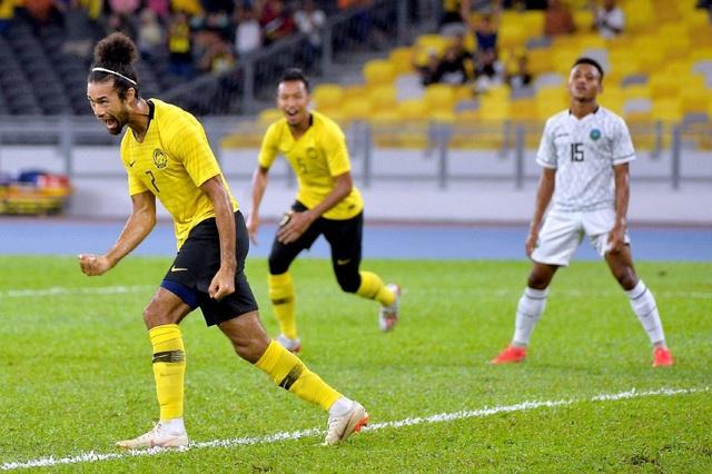 Dàn sao nhập tịch của Malaysia đáng sợ ra sao? - 2