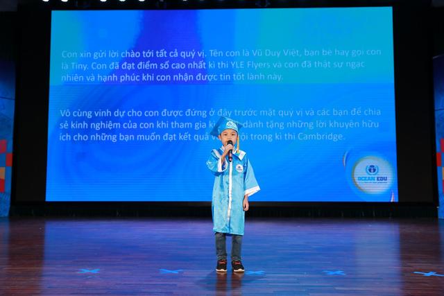 Ocean Edu vinh danh 2.000 học viên xuất sắc kỳ thi Cambridge Quốc tế - 4