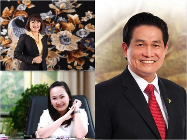 """Choáng ngợp với tốc độ chi """"tiền tấn"""" của vợ và con gái đại gia Đặng Văn Thành - 1"""