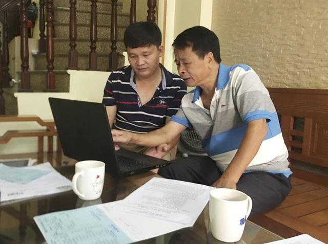 Gần 30 hộ dân đề nghị Công ty Rạng Đông bồi thường và di dời - 1