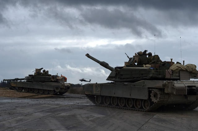 37.000 quân tham gia cuộc tập trận lớn nhất do Mỹ dẫn đầu tại châu Âu  - 1