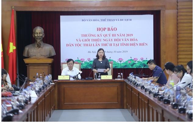 Ngày hội văn hóa dân tộc Thái lần thứ II tại tỉnh Điện Biên - 1