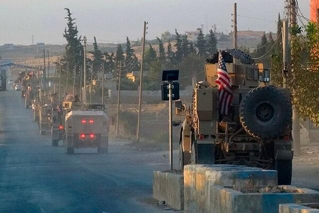 Người Kurd giận dữ tố Mỹ bán đứng đồng minh - 1
