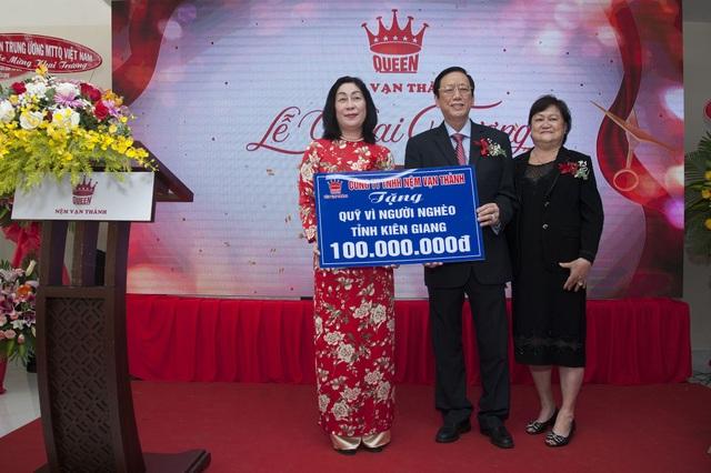 Nệm Vạn Thành khai trương Chi nhánh Kiên Giang - 4