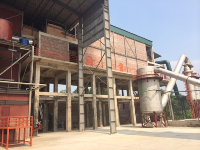 Phát hiện nhiều vi phạm môi trường tại Nhà máy xử lý chất thải Sơn Tây - 1