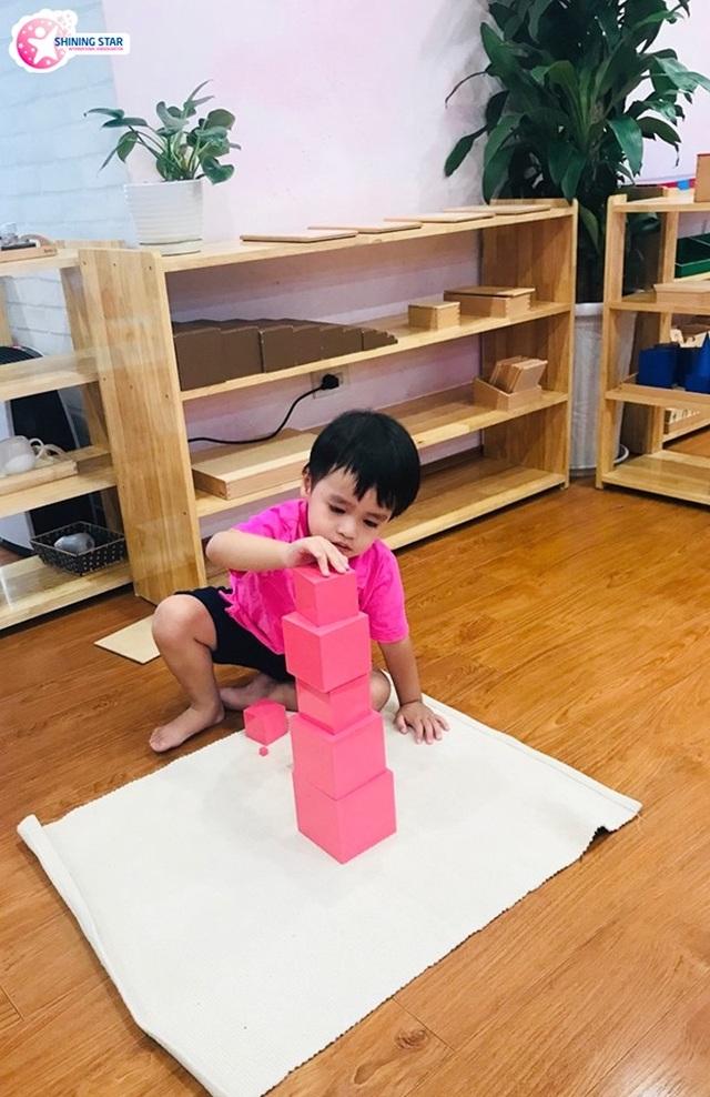 Shining Star phân phối độc quyền giáo cụNienhuis Montessori tại Việt Nam - 3