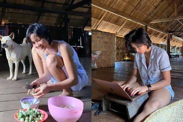 Xúc động với cuộc sống giản dị của Hoa hậu HHen Niê ở quê nhà - 6