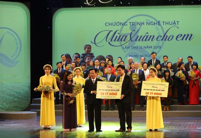 """Quỹ Bảo trợ trẻ em Việt Nam: """"Bạn đồng hành"""" của hàng chục triệu trẻ em Việt Nam - 1"""
