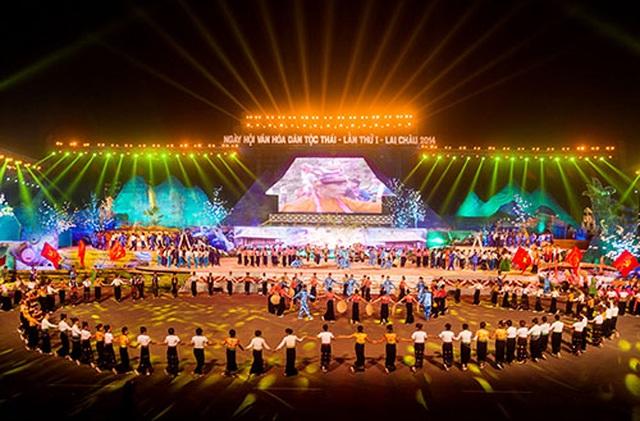 Ngày hội văn hóa dân tộc Thái lần thứ II tại tỉnh Điện Biên - 2