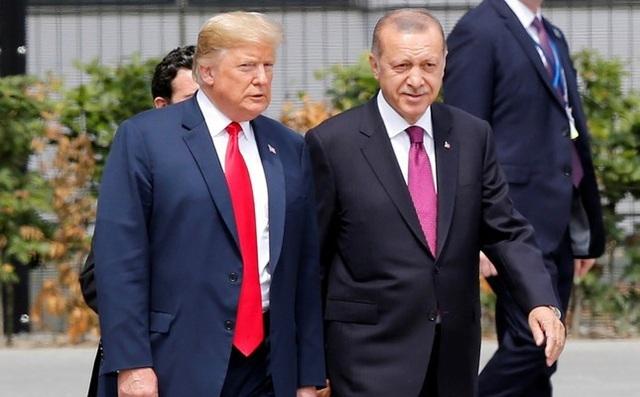 """Thổ Nhĩ Kỳ tuyên bố không lung lay trước Mỹ, ông Trump bất ngờ """"đổi giọng"""" - 1"""