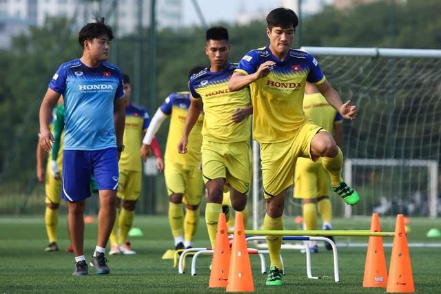 HLV Park Hang Seo loại 5 cầu thủ, chốt danh sách U22 Việt Nam đấu U22 UAE - 1