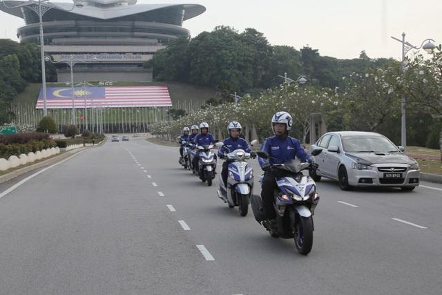 Động cơ Blue Core - Thách thức những cơn mưa rào trên đất Malaysia - 1