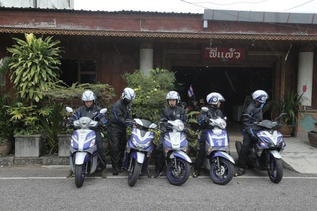 Động cơ Blue Core - Thách thức những cơn mưa rào trên đất Malaysia - 2