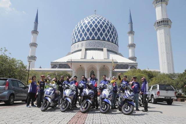 Động cơ Blue Core - Thách thức những cơn mưa rào trên đất Malaysia - 3