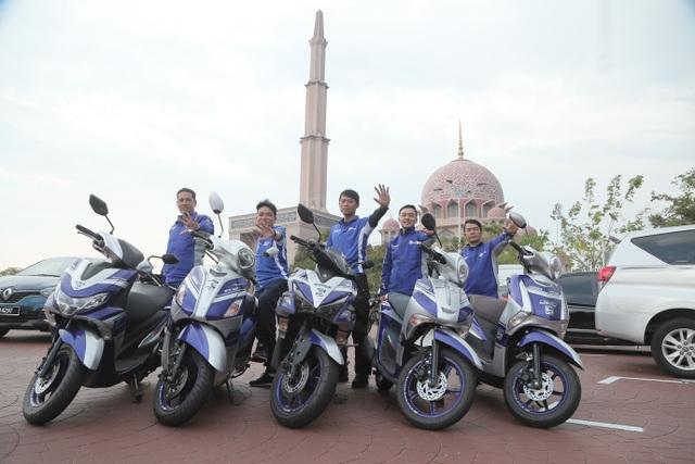 Động cơ Blue Core - Thách thức những cơn mưa rào trên đất Malaysia - 4