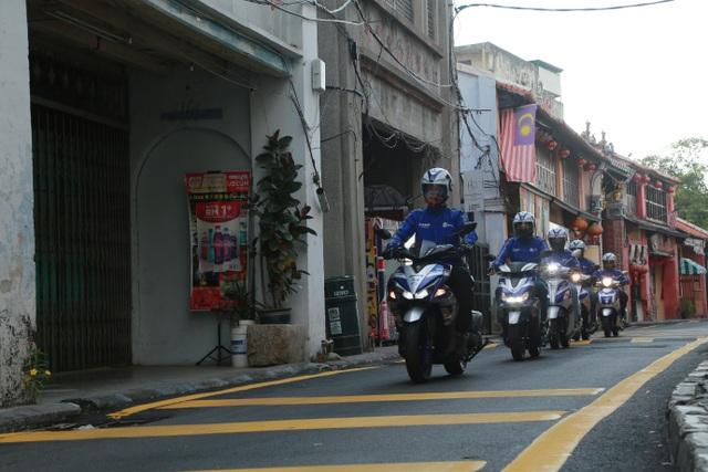 Động cơ Blue Core - Thách thức những cơn mưa rào trên đất Malaysia - 5