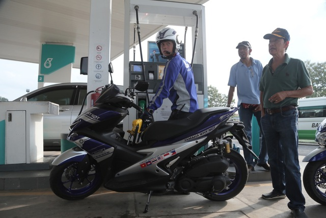 Động cơ Blue Core - Thách thức những cơn mưa rào trên đất Malaysia - 9
