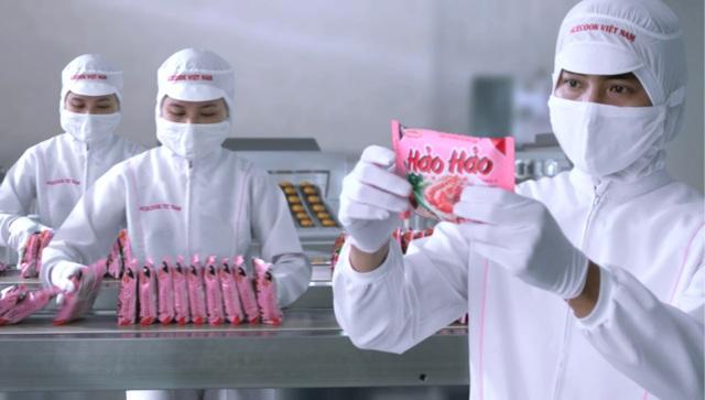 Acecook Việt Nam là nhà sản xuất mì ăn liền được người tiêu dùng lựa chọn nhiều nhất năm 2018, 2019 - 2