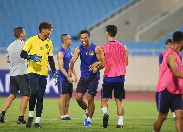Gạt nỗi buồn Mỹ Đình, đội tuyển Malaysia chờ quyết đấu Việt Nam - 7