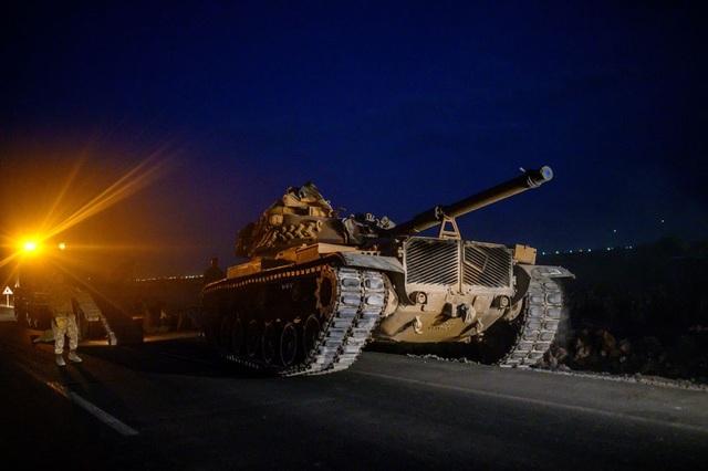 Thổ Nhĩ Kỳ động binh, chuẩn bị tiến vào bắc Syria - 1