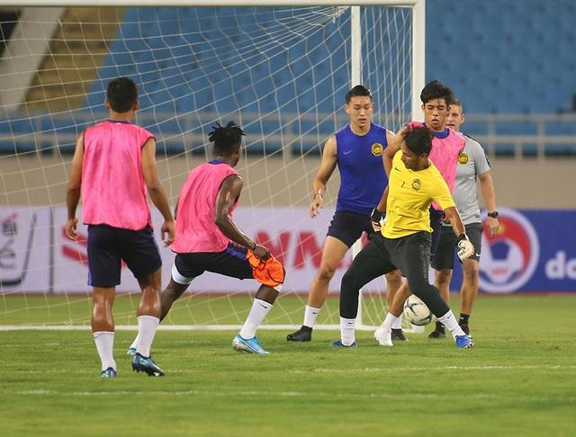 Gạt nỗi buồn Mỹ Đình, đội tuyển Malaysia chờ quyết đấu Việt Nam - 2