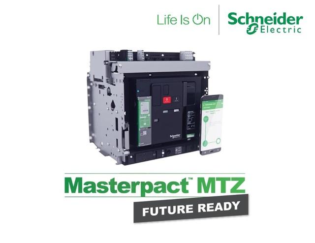 Máy cắt không khí thế hệ mới Masterpact MTZ - Phương thức mới trong phân phối điện - 3