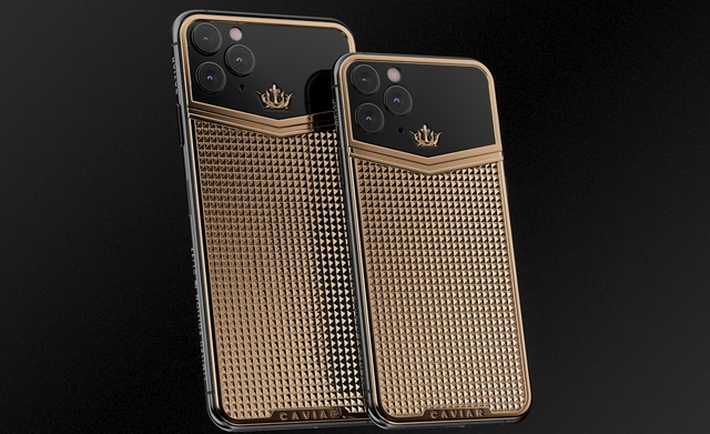 iPhone 11 Pro Max siêu sang, giá hơn 700 triệu đồng - 3