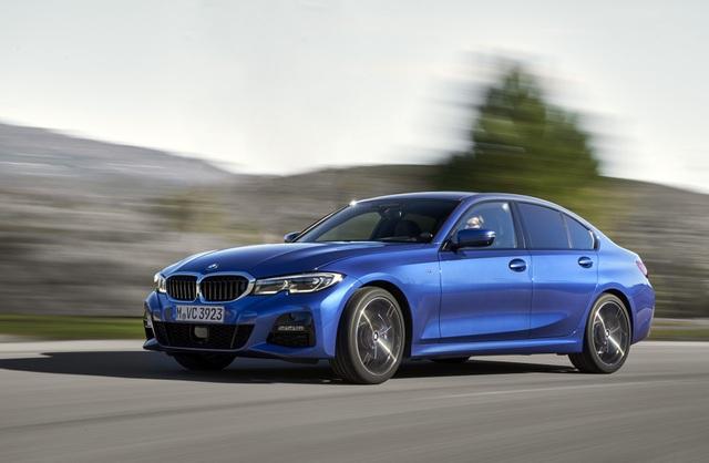 Triệu hồi BMW 3-series tại châu Âu - 1