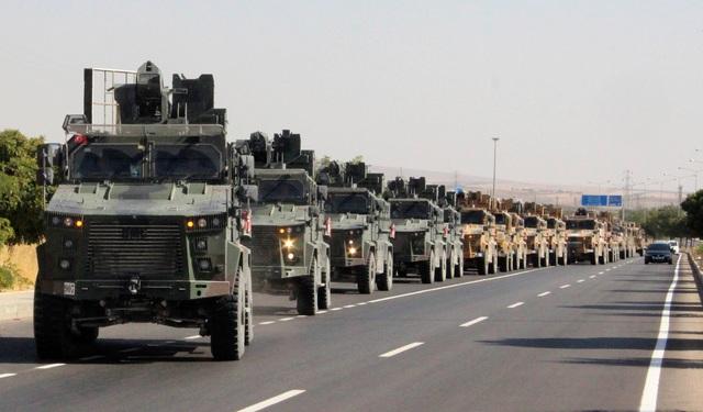 Thổ Nhĩ Kỳ động binh, chuẩn bị tiến vào bắc Syria - 2
