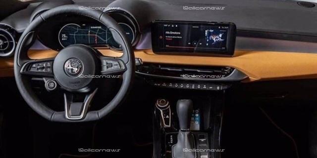 Lộ diện tân binh Alfa Romeo Tonale - Nhân tố mới trên thị trường SUV cỡ nhỏ - 6