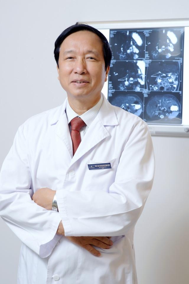 GS.TS Nguyễn Thanh Liêm và bốn thập kỷ phẫu thuật nhi với những dấu ấn không thể quên - 2