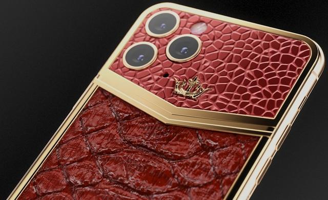 iPhone 11 Pro Max siêu sang, giá hơn 700 triệu đồng - 6