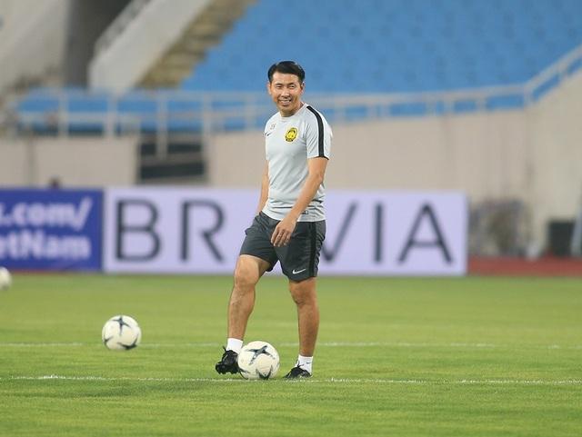 Gạt nỗi buồn Mỹ Đình, đội tuyển Malaysia chờ quyết đấu Việt Nam - 1