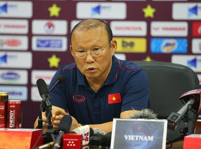 HLV Park Hang Seo: Malaysia đã mạnh hơn nhiều so với AFF Cup 2018 - 2