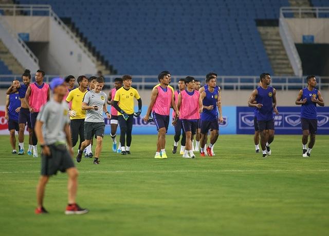 Gạt nỗi buồn Mỹ Đình, đội tuyển Malaysia chờ quyết đấu Việt Nam - 10
