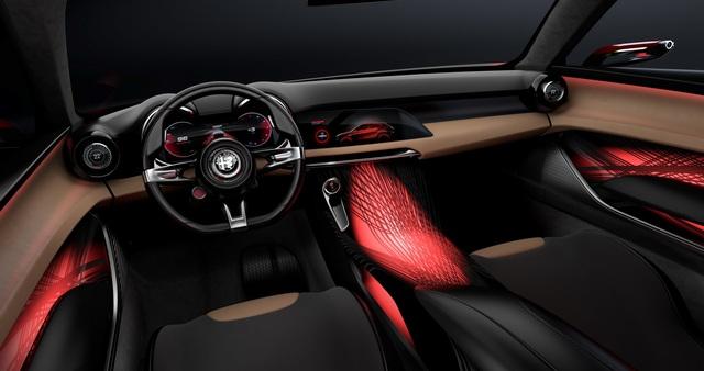 Lộ diện tân binh Alfa Romeo Tonale - Nhân tố mới trên thị trường SUV cỡ nhỏ - 7