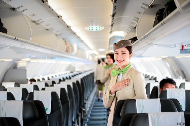 Chiêm ngưỡng dàn tàu bay hiện đại của Bamboo Airways - 2