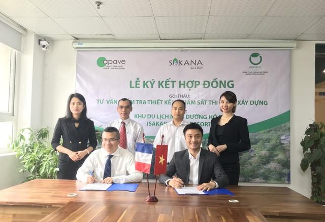 APAVE Châu Á – Thái Bình Dương tham gia tư vấn thẩm tra thiết kế Khu du lịch nghỉ dưỡng Hồ Dụ
