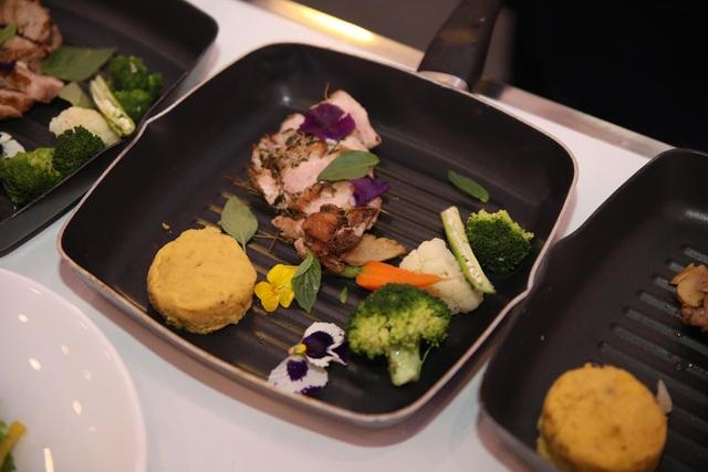 """Bài học ẩm thực từ cuộc thi đầu bếp chuyên nghiệp - Đừng """"chết"""" vì sáng tạo - 1"""