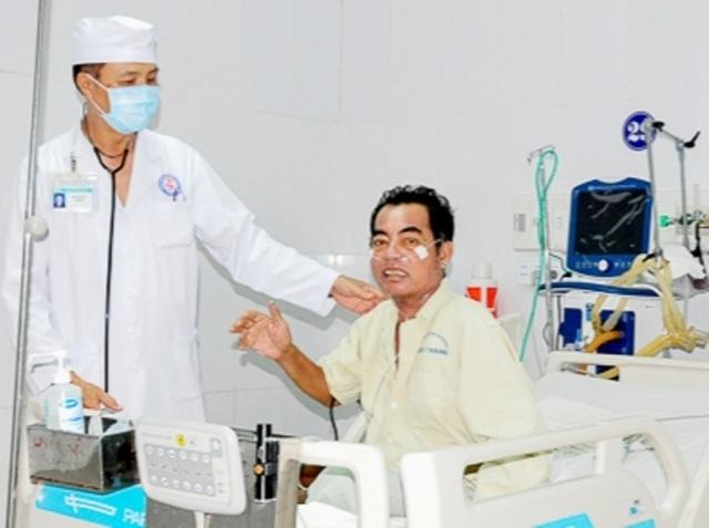 Sóc Trăng: Cứu bệnh nhân thoát khỏi lưỡi hái tử thần - 1