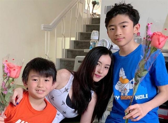 Lộ diện con trai thứ ba của Trương Bá Chi - 3