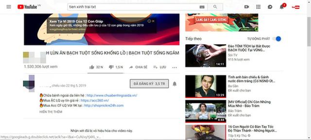 Chủ một kênh Youtube bị truy thu thuế 1,5 tỉ đồng từ thu nhập 19 tỉ đồng - 1