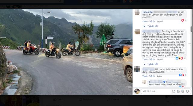 """Khỏa thân chạy xe trên đèo Mã Pí Lèng: Hành vi phản cảm, """"lệch lạc"""" về suy nghĩ? - 1"""