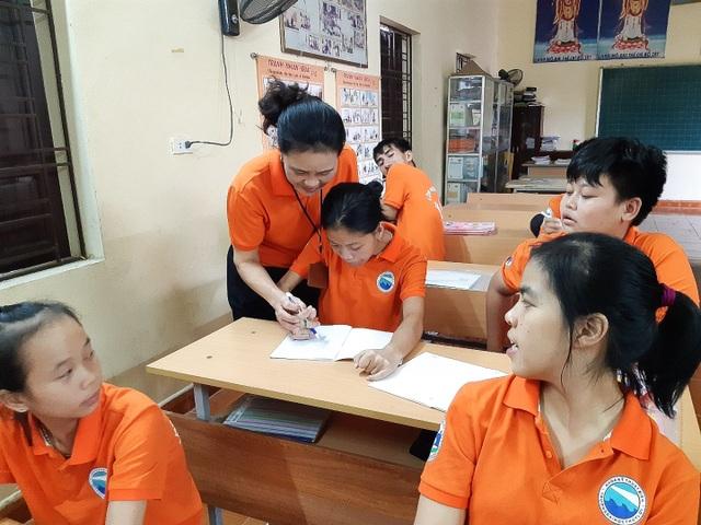 Cô giáo Hòa và lớp học đặc biệt giữa lòng Hà Nội - 4