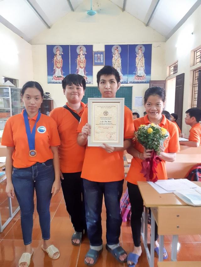 Cô giáo Hòa và lớp học đặc biệt giữa lòng Hà Nội - 5