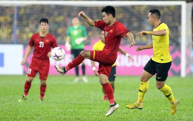 Đội hình dự bị của đội tuyển Việt Nam chất lượng hơn Malaysia - 2